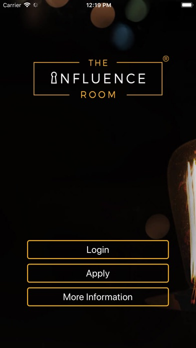 Image of The Influence Room for iPhone