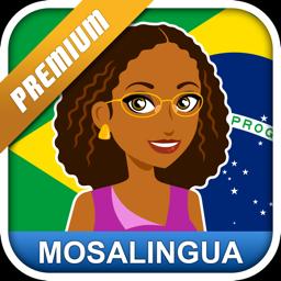 Ícone do app MosaLingua Aprender português