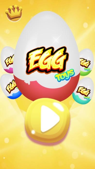 Surprise Toys in Eggs app image