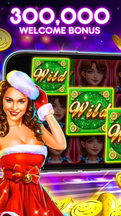 Ladyluck Slots – Vegas Casino screenshot-0