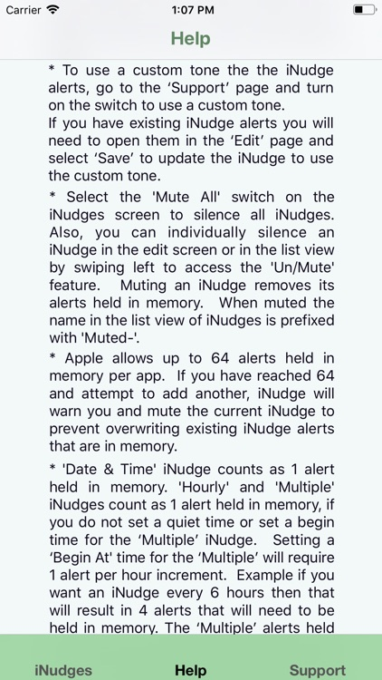 iNudge - Helping You Remember screenshot-7