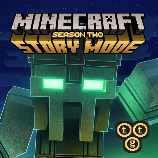 Minecraft: Story Mode - S2 application logo