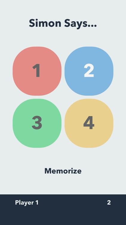 Simon Says-Colourblind Edition screenshot-5