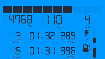 Race Dash for pCARSのおすすめ画像5
