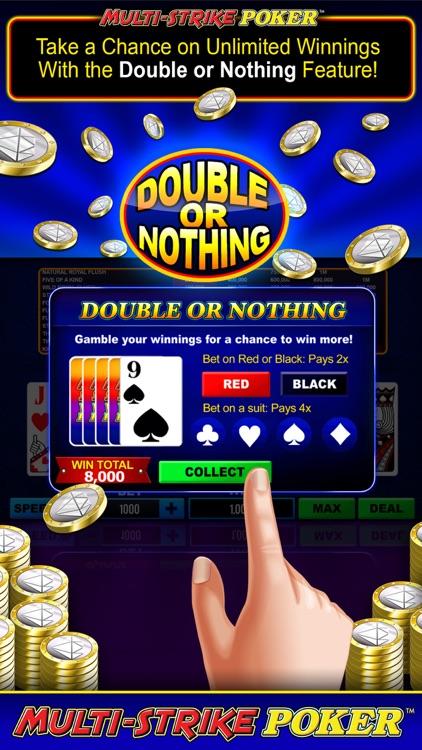 Multi-Strike Poker™ screenshot-8