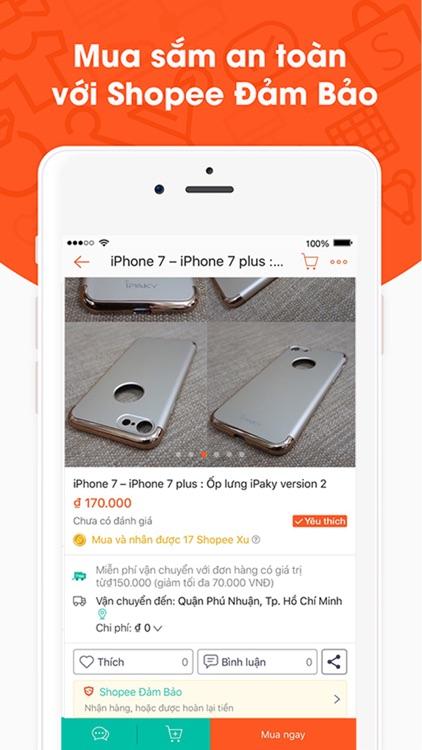 Shopee-Mua và Bán trên Di động screenshot-3