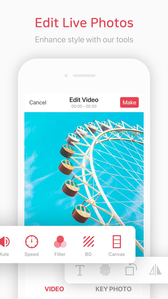 intoLive - Live Wallpapers Screenshot