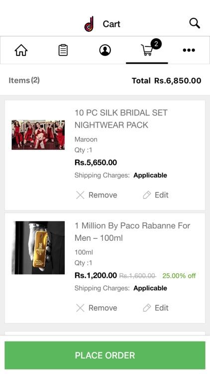 diKHAWA Online Shopping screenshot-3