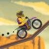 爆裂飞车手 - 亡命车手的暴力摩托爬坡赛