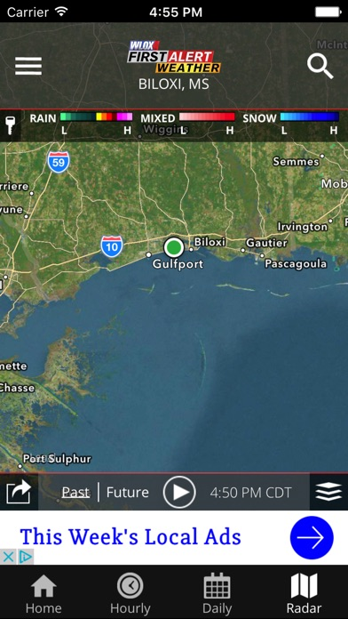 Wlox Weather App Reviews - User Reviews of Wlox Weather