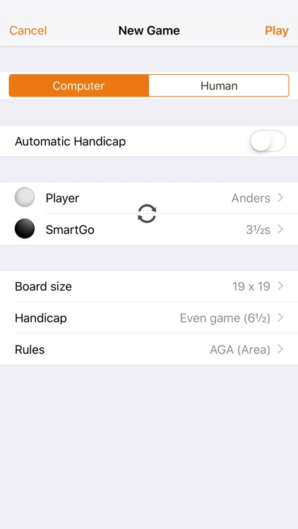 SmartGo Player screenshot-1