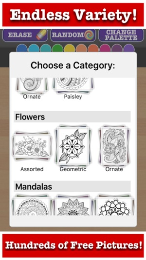 Totally Relaxing Coloring Book On The App Store
