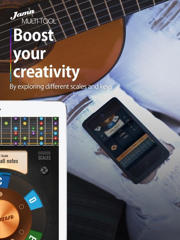 Jamn Multi-tool: Screenshots