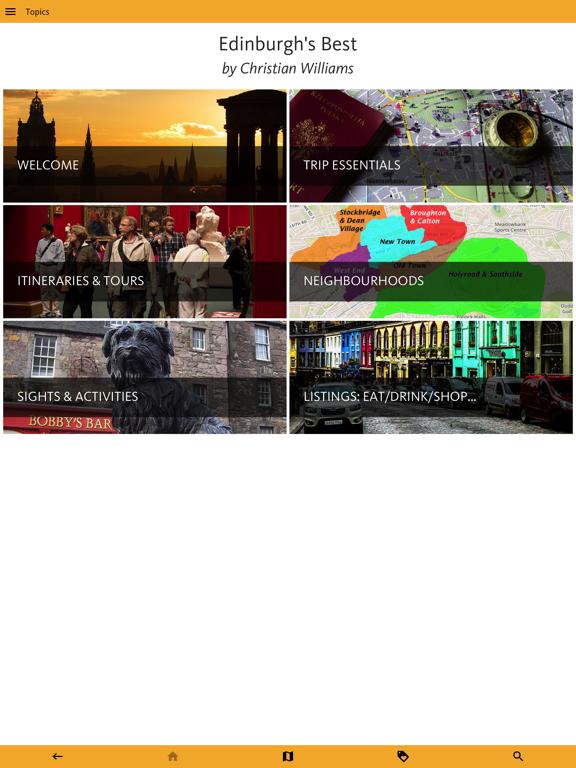 Edinburgh's Best: Travel Guide screenshot 11