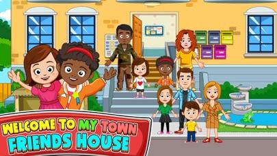 My Town : Best Friends' House screenshot 1