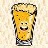 Aaron Kwok - Happy Hour : Beer Glass  artwork