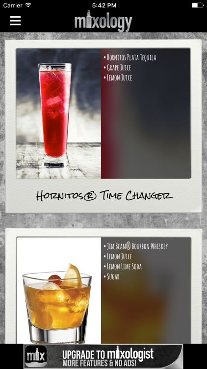 Mixology™ Drink & Cocktail Recipes (Free) screenshot-0