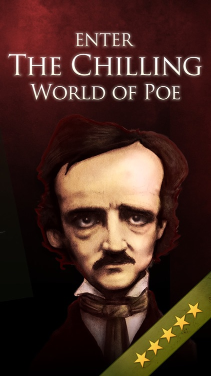 iClassics: Edgar A. Poe Vol. 1 screenshot-4