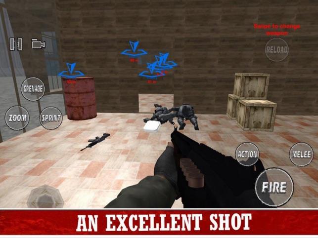 Attack Terrorist Mission Fire