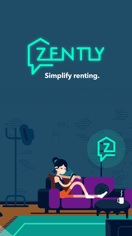 Zently: Pay rent, build credit screenshot-0