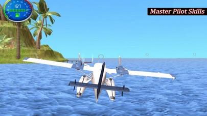 Flying Sea Stunts 3D screenshot 2