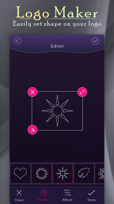 Logo Creator : Best Logo Maker screenshot three