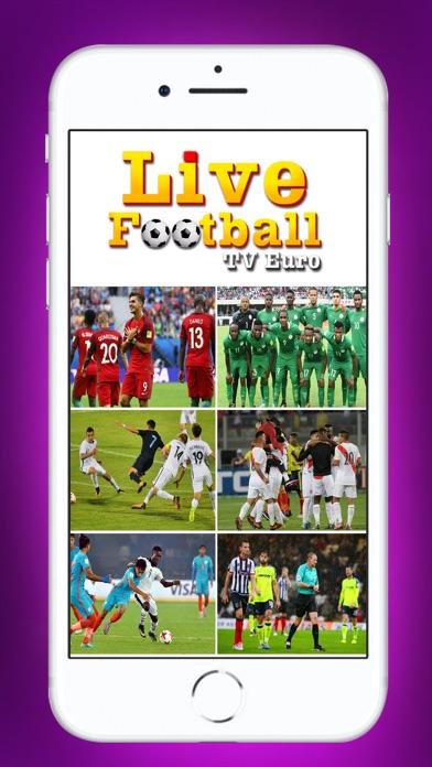 Live Football TV Euro Screenshot