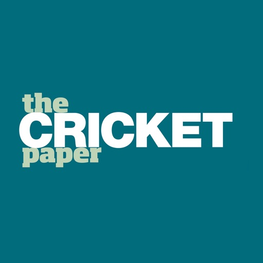 The Cricket Paper Magazine icon