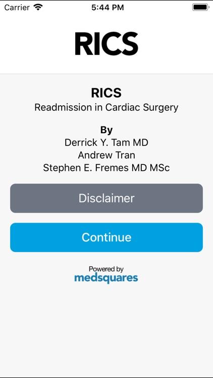 RICS screenshot-0