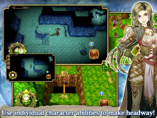 RPG Sephirothic Stories Screenshots