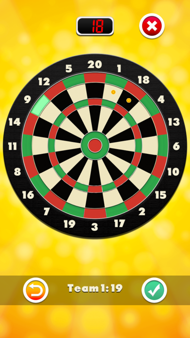 Easy Darts ScreenShot3
