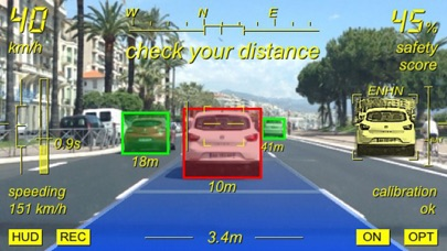 Augmented Driving screenshot1