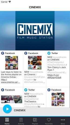 Cine mix