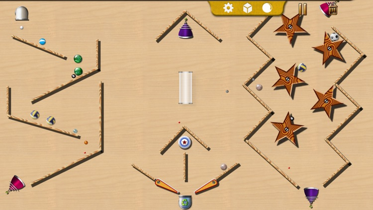 BallFallDown Deluxe screenshot-0