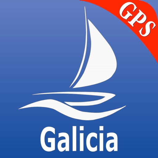 Galicia GPS Nautical Charts