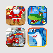 Kids Mega Pack: Best Educational Bundle for Toddlers and Preschoolers by Tiltan Games