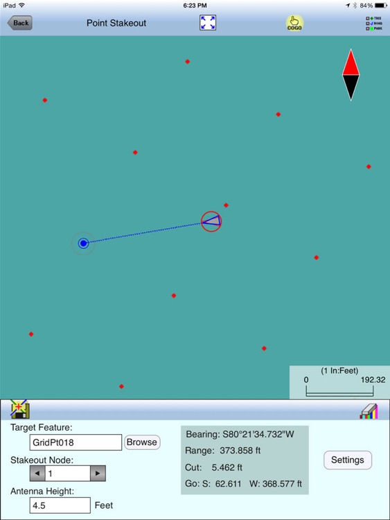 Forester GPS GIS II screenshot-1