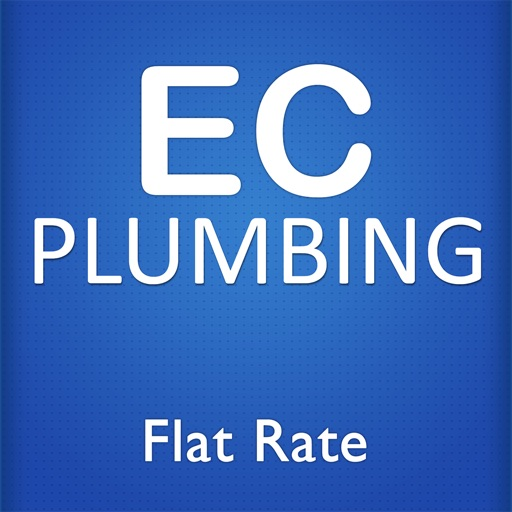 EC Plumbing Flat Rate Pricing