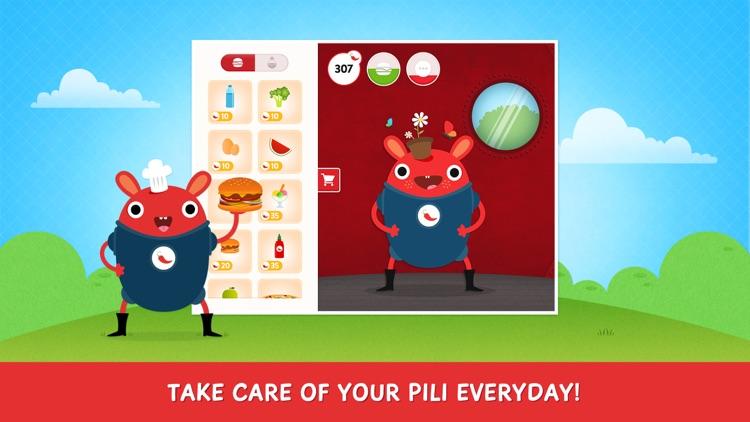 Pili Pop English: learn English for kids screenshot-3