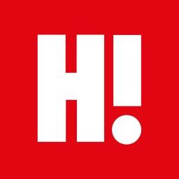 ¡HOLA! ESPAÑA Sitio web