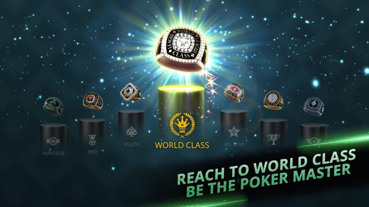 POKER Masters - Texas Hold'em screenshot-4