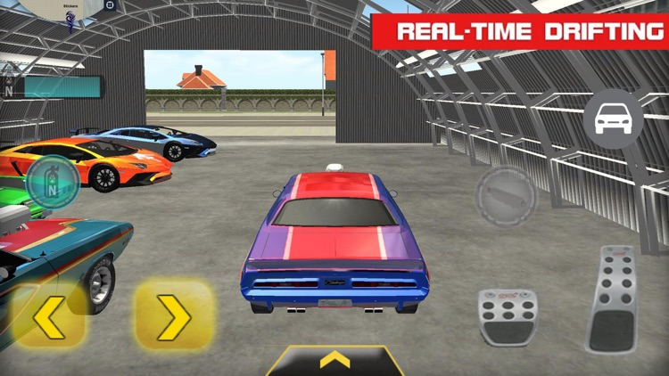 Unlimited Drift Car