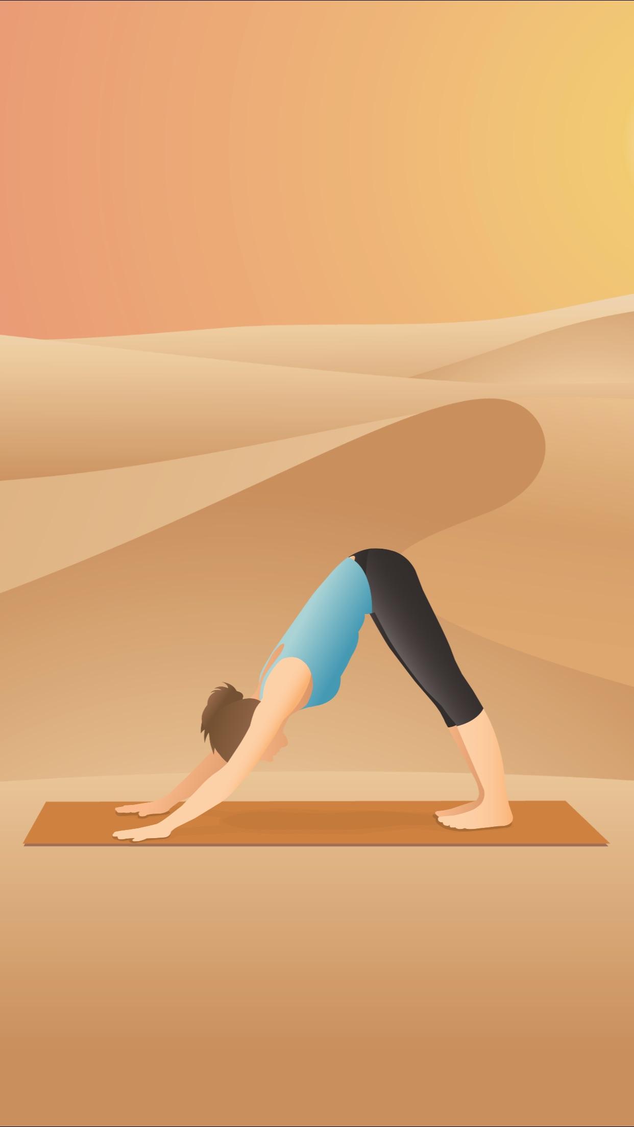 Pocket Yoga Screenshot