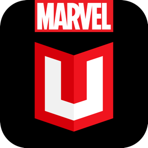 Marvel Unlimited Books app