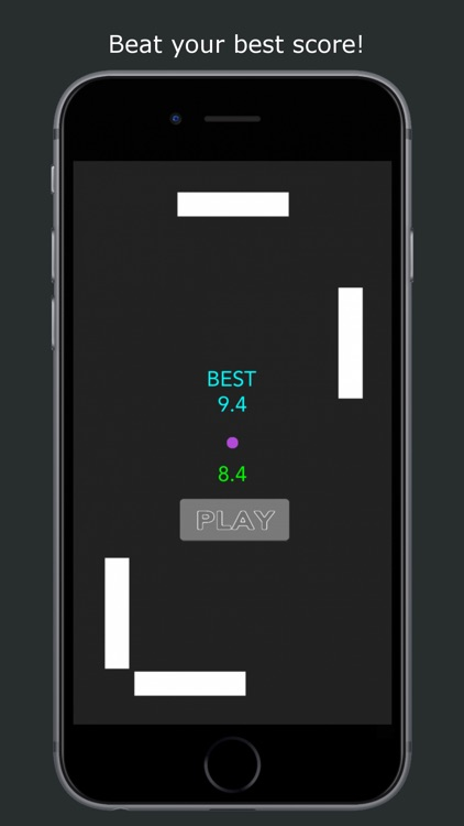 Quattro Pong - fast-paced, unique four-paddle game screenshot-3
