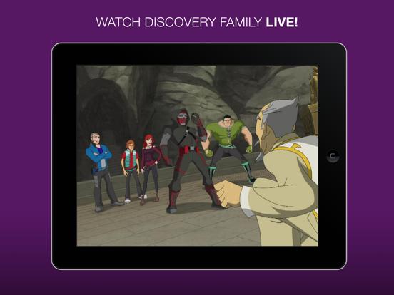 Discovery Family GO screenshot 10