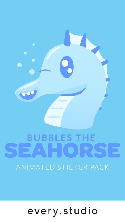 Bubbles The Seahorse screenshot-0