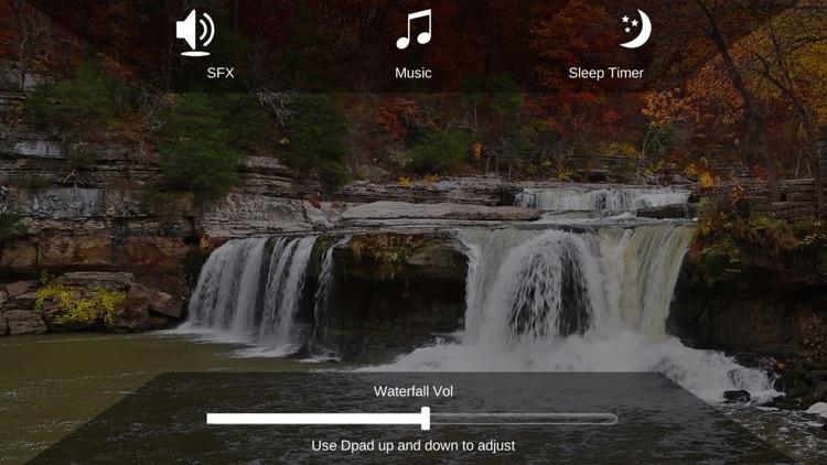 Waterfall and Stream HD screenshot-4
