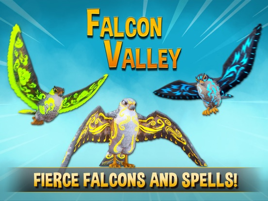 Скачать Falcon Valley Multiplayer Race