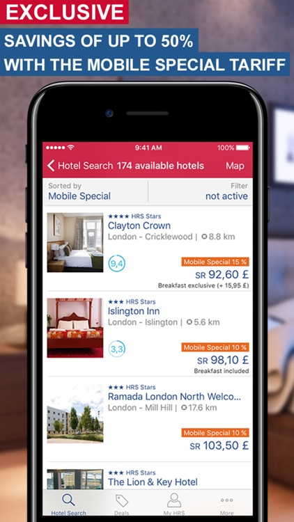 HRS Hotel Search - Top Hotels